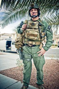 Officer David Vanbuskirk