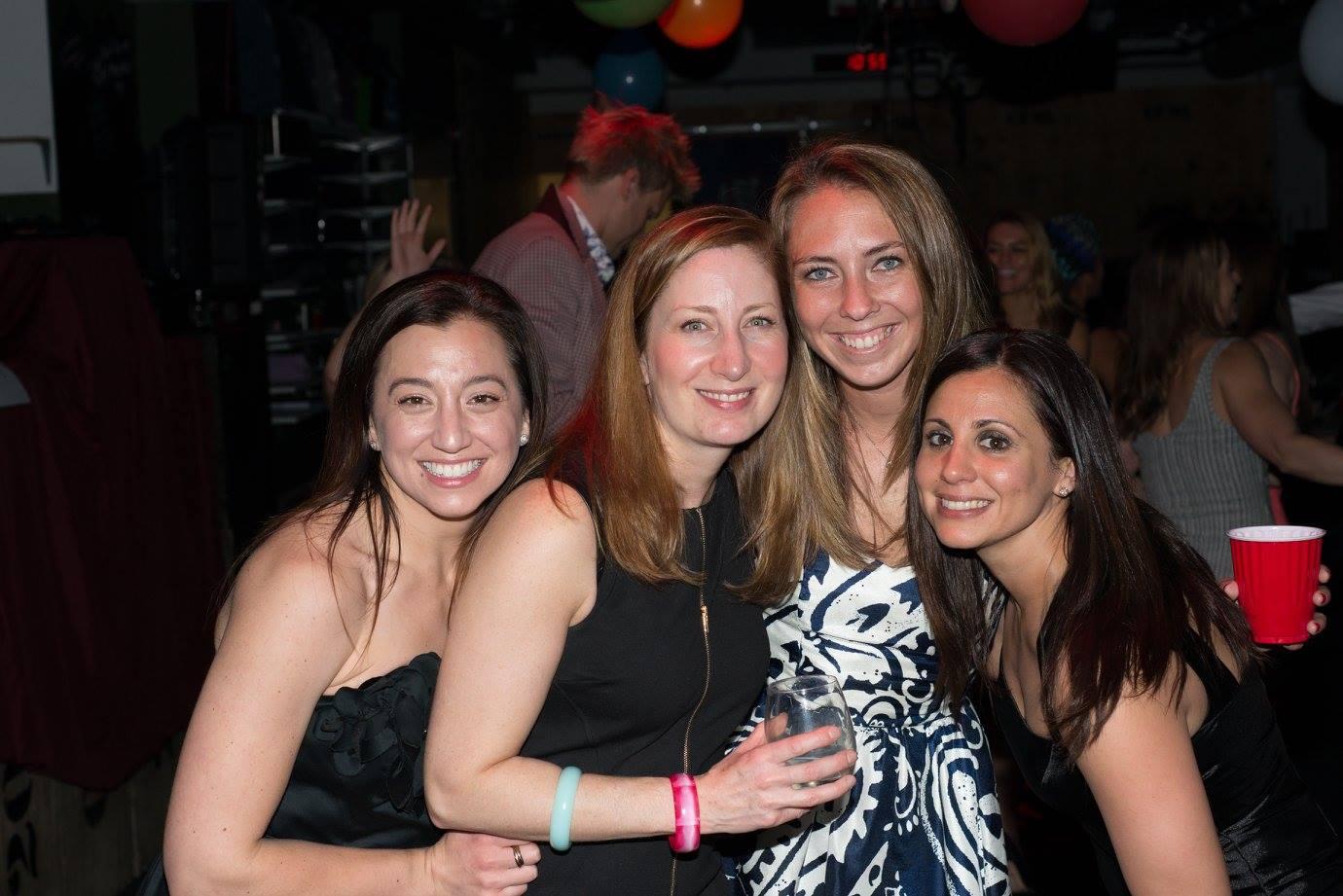 CrossFit Prom 2016: Alicia, Angela, Alexis, Talia