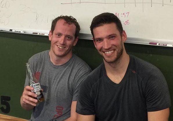 Coach Ryan & Coach Kevin