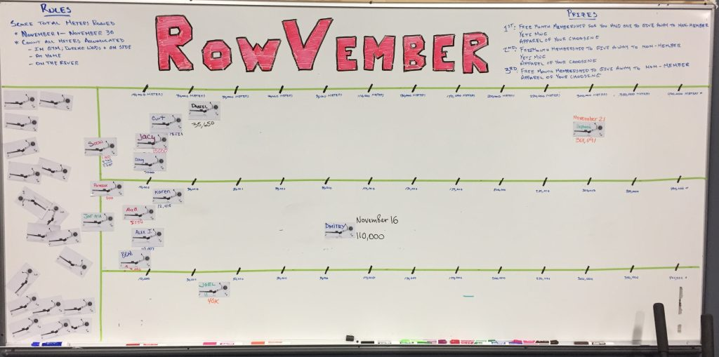 RowVember - Wayne