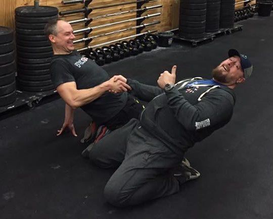 Matt & Coach Todd