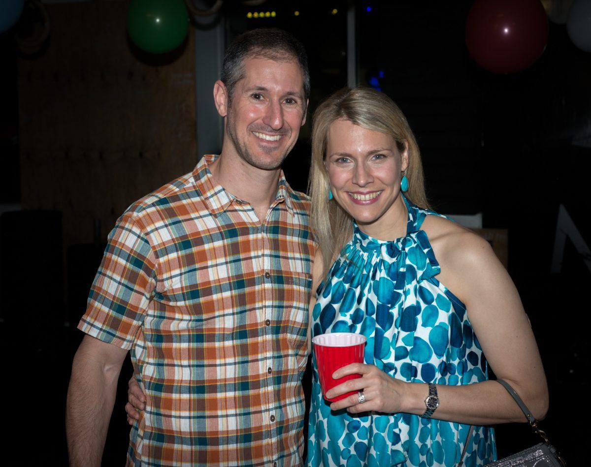 Russ & Michelle - CF Prom '16