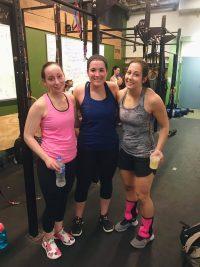 Stephanie, Isabella, Danielle - Friday Night Lights