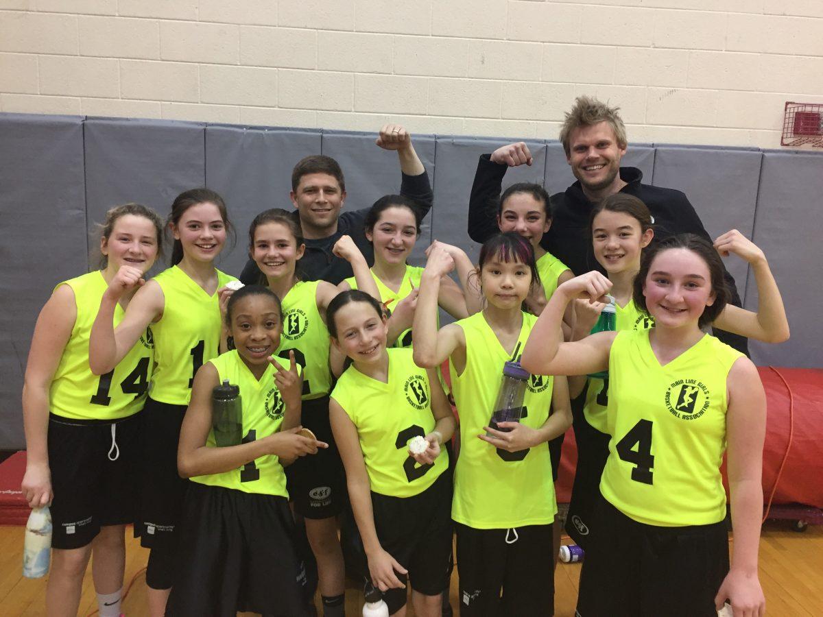Main Line Girls Basketball Association
