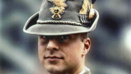 Italian Army Capt. Manuel Fiorito, 27, of Verona, Italy