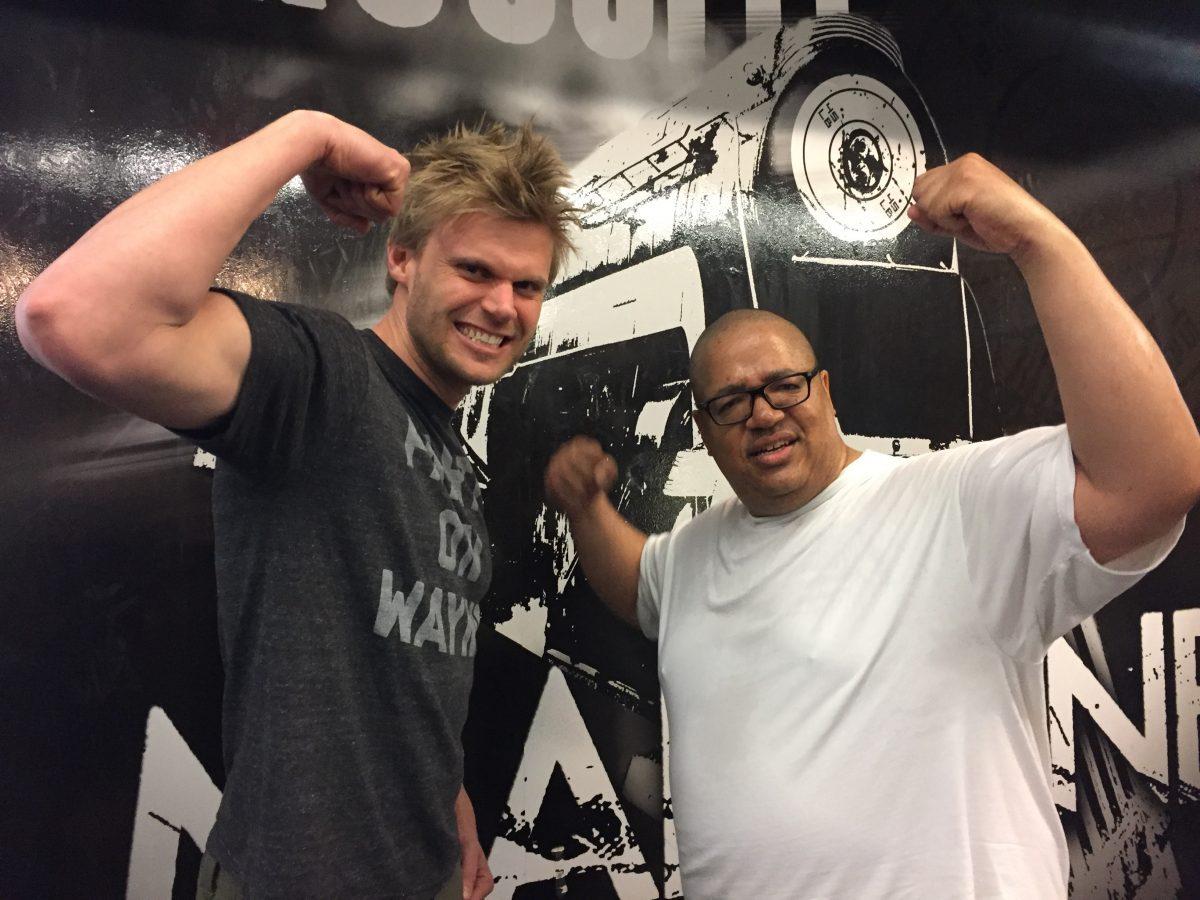 Coach Daniel & Thomas - Ardmore