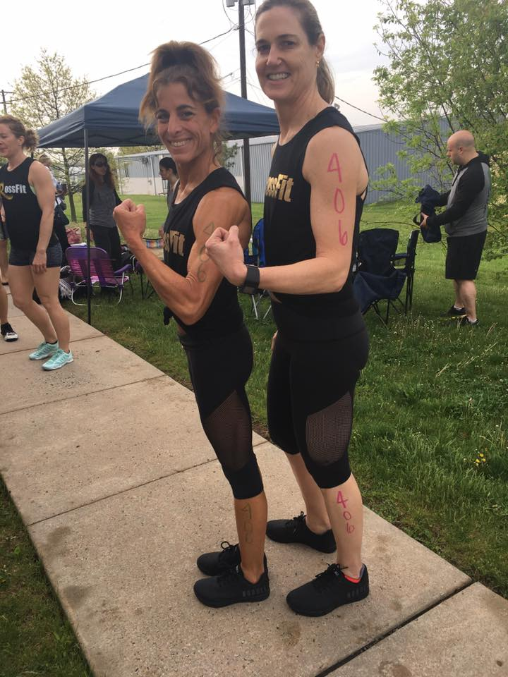 Terri and Heather - Ardmore