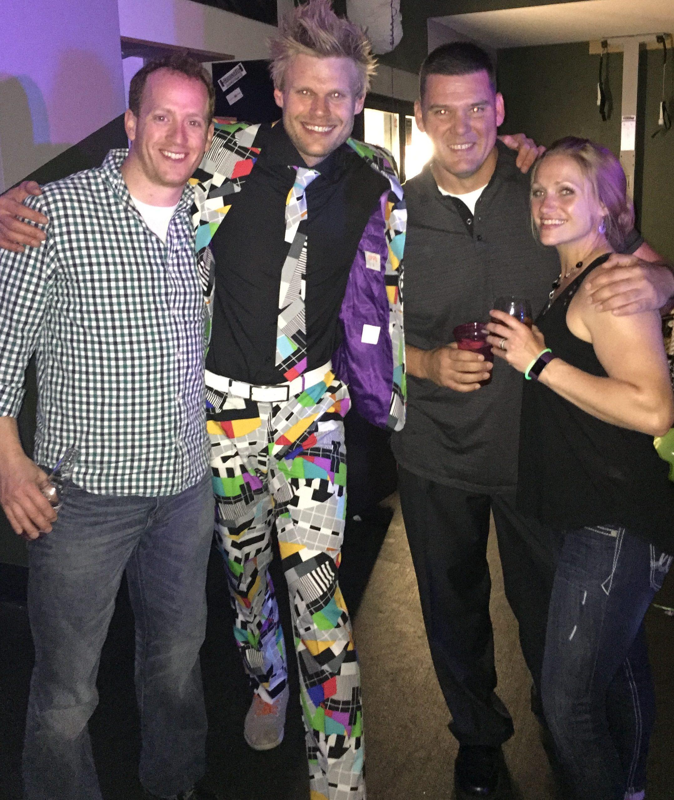 CrossFit Prom 2017